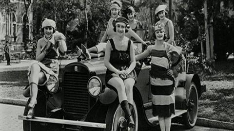 Prohibition -- The Gender Barrier is Broken