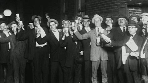 Prohibition -- Federal Funding