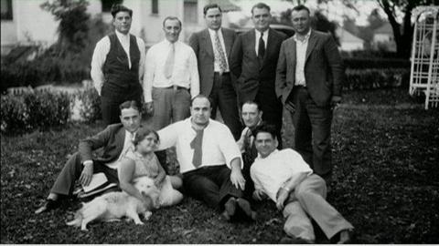 Prohibition -- Al Capone Murder to Massacre