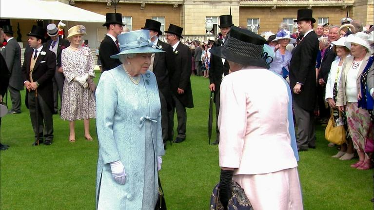 The Queen's Garden: Garden Parties