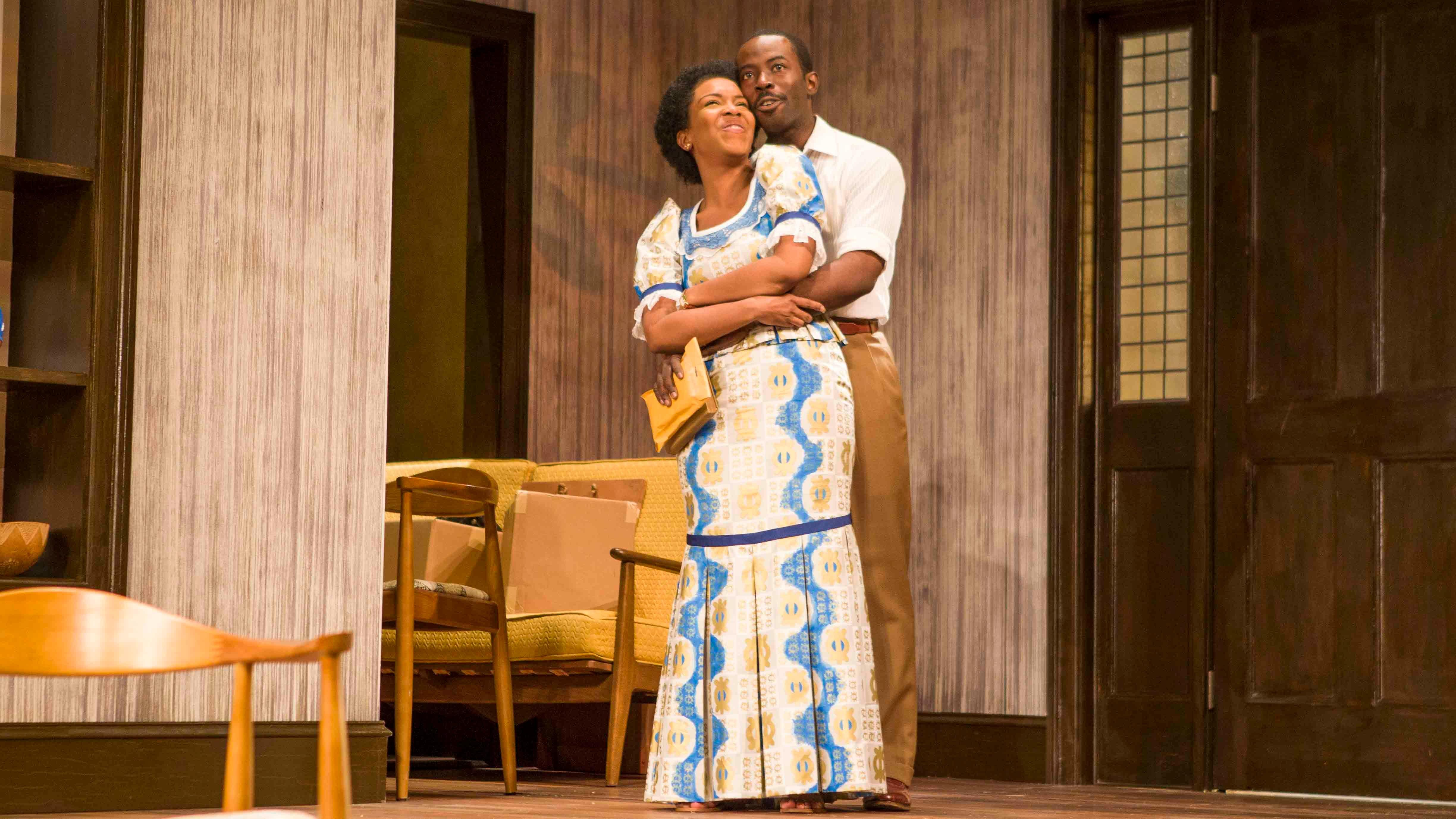 A Raisin in the Sun Revisited: The Raisin Cycle at Center Stage