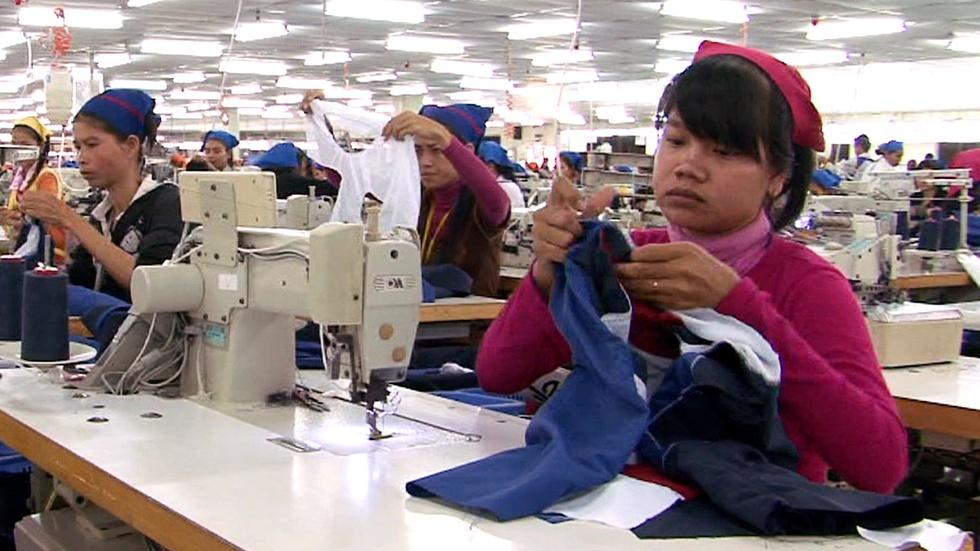 Cambodia Garment Worker Justice image