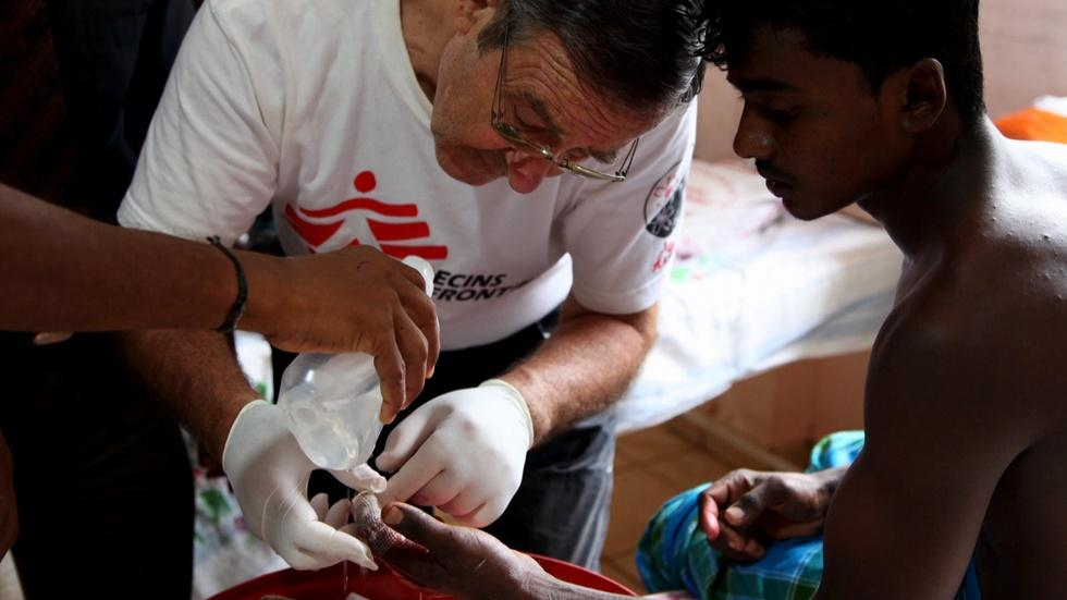 Doctors Without Borders image