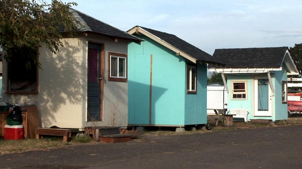 Tiny Houses for the Homeless image