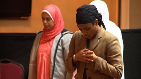 Muslims Against Extremism; Church Move; Judaism & Homeless