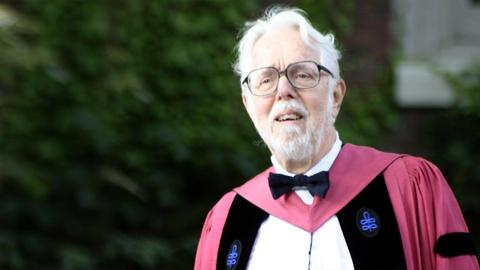 Religion & Ethics NewsWeekly -- Harvey Cox
