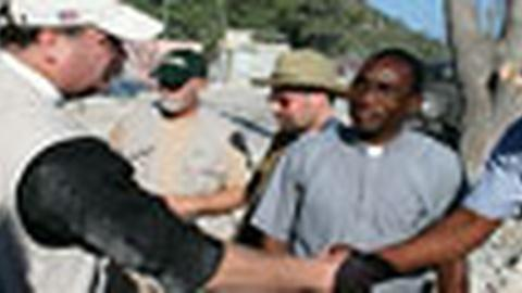 Help for Haiti; Where Was God; Ministering to Sex Offenders