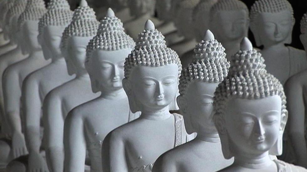 Buddha Garden image