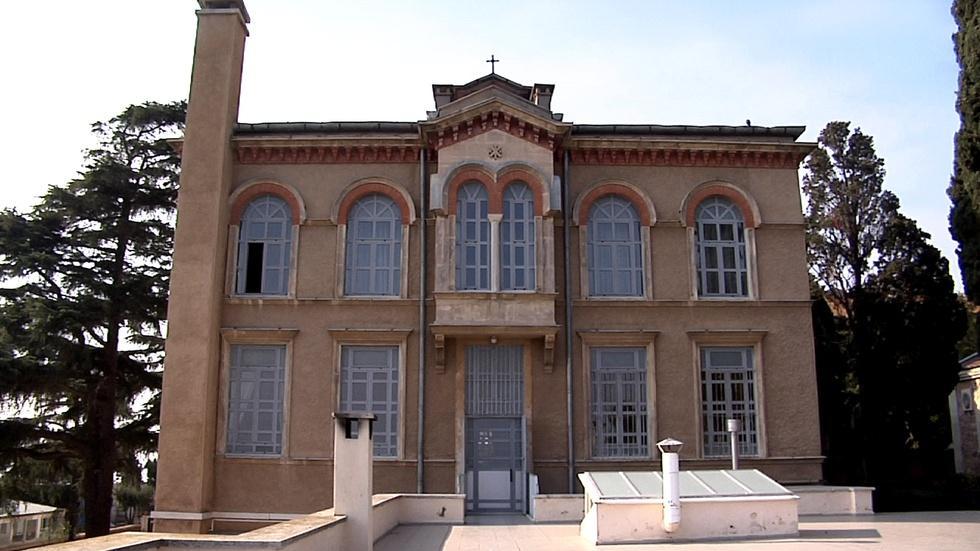 Halki Seminary image