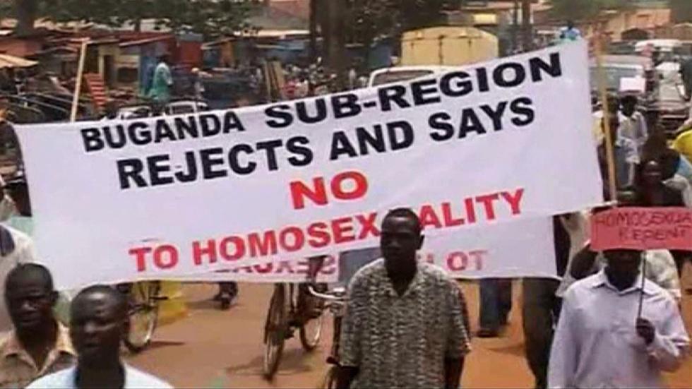 Gay Rights in Uganda image