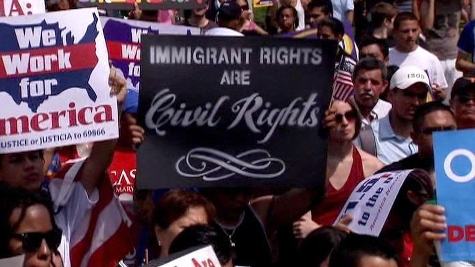 Churches and Arizona Immigration Law image