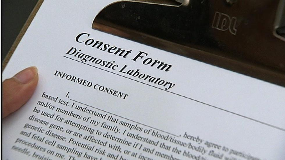 Informed Consent and Medical Research image