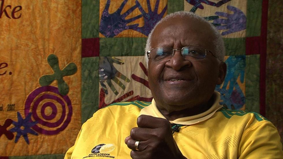 Desmond Tutu Extended Interview image