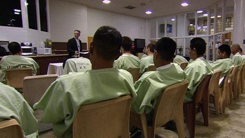 Jailhouse Chaplain
