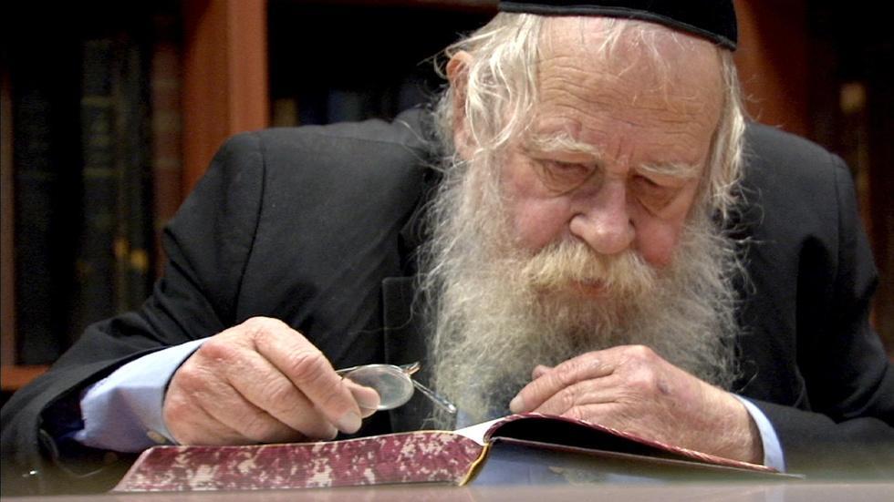Rabbi Adin Steinsaltz image