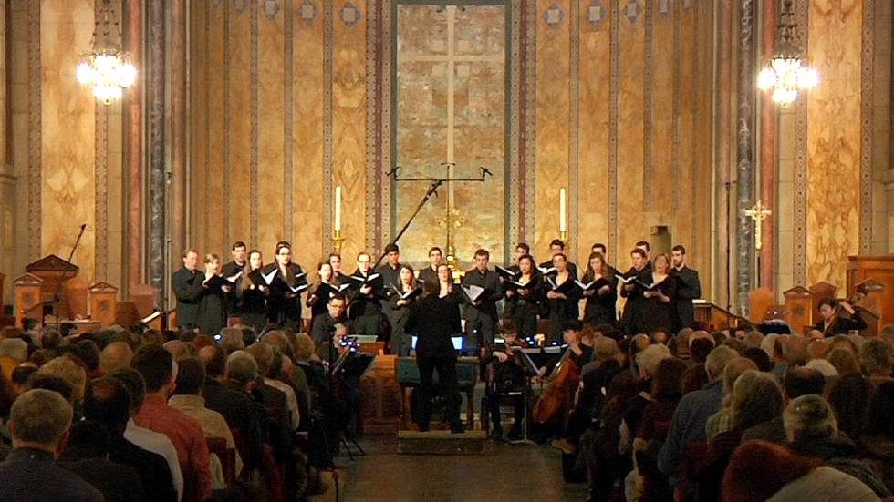 Yale Institute of Sacred Music image