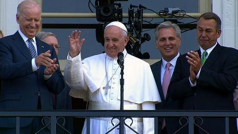Impact of Pope's U.S. Visit