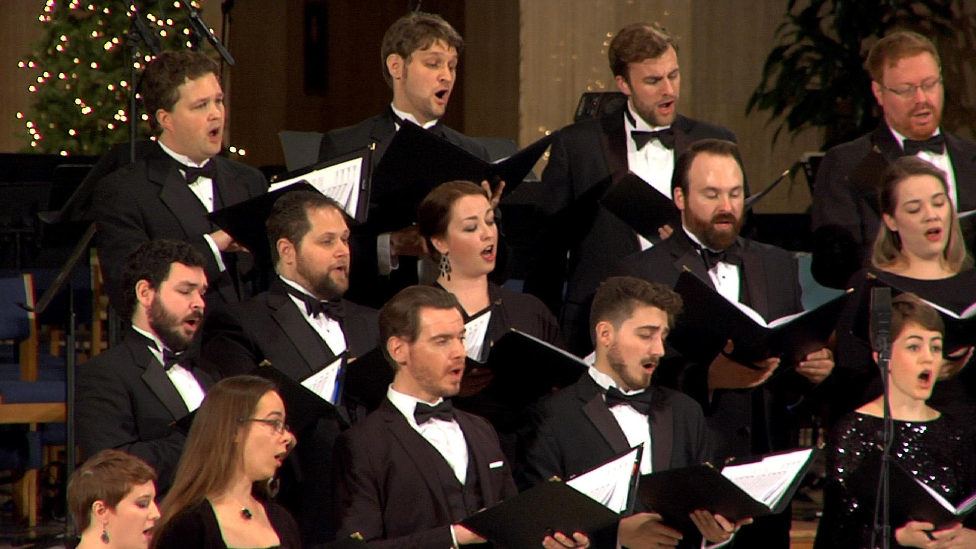 Religion & Ethics NewsWeekly - Christmas Music Tells the Story ...