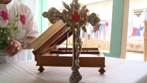 Religion in Cuba; India's Artificial Limb Enterprise