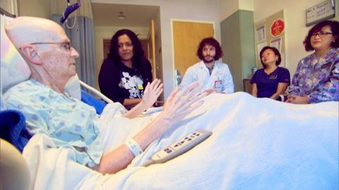 Doctors and End-of-Life Discussions; Saint Benedict's