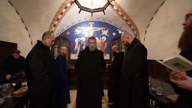 The Singing Monks; Digital Addiction; Church Ushers