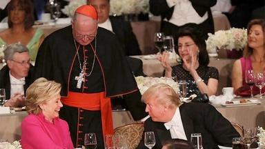 Election 2016: Catholic Voters; Entrepreneur Chid Liberty