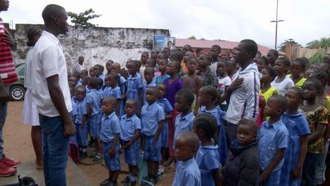 Religion & Ethics NewsWeekly -- Education in Liberia; Holocaust Denial; Blessing of Animals