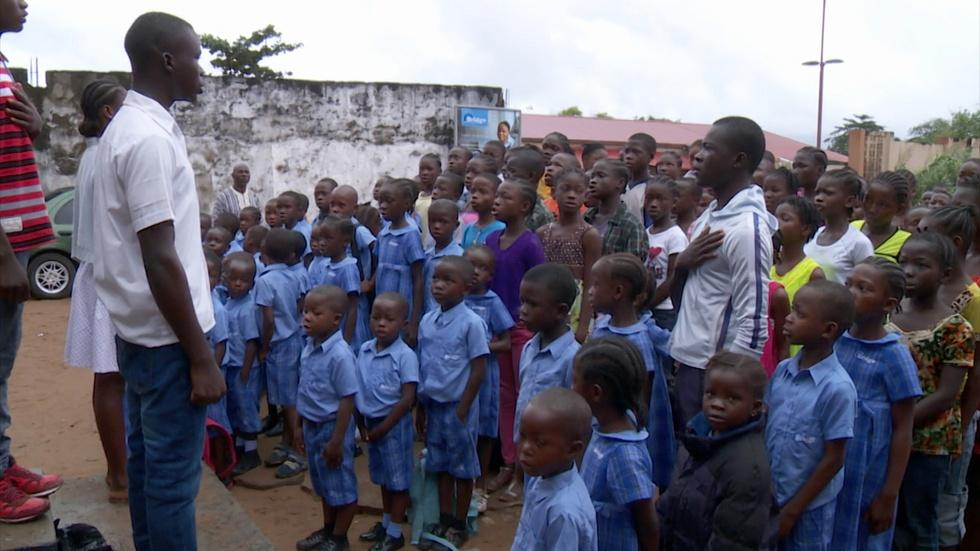 Education in Liberia; Holocaust Denial; Blessing of Animals image