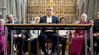 Religion & Ethics NewsWeekly -- Brexit and London's Muslim Mayor; Sean Callahan; Shabbat