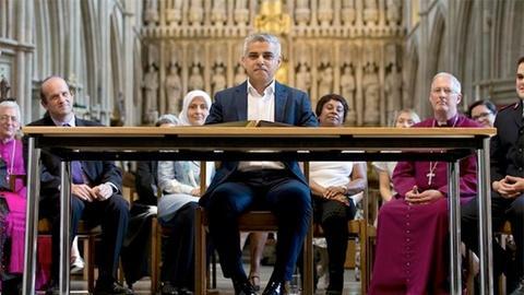 Brexit and London's Muslim Mayor; Sean Callahan; Shabbat