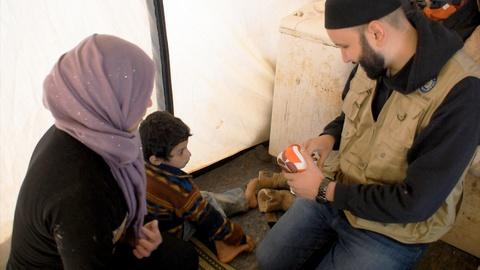 Religion & Ethics NewsWeekly -- Perspective on Syrian Refugees: Imam Omar Suleiman