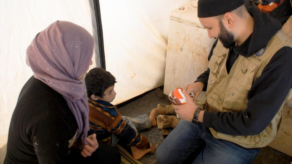 Perspective on Syrian Refugees: Imam Omar Suleiman image