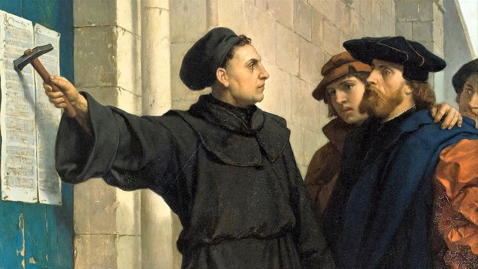 500th Anniversary of the Protestant Reformation image