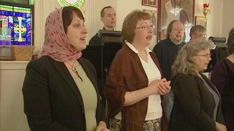 Religion & Ethics NewsWeekly -- Orthodox Chanting