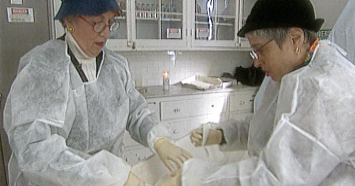 jewish burial practices