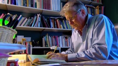 Religion & Ethics NewsWeekly -- Catholic Writer Ron Hansen