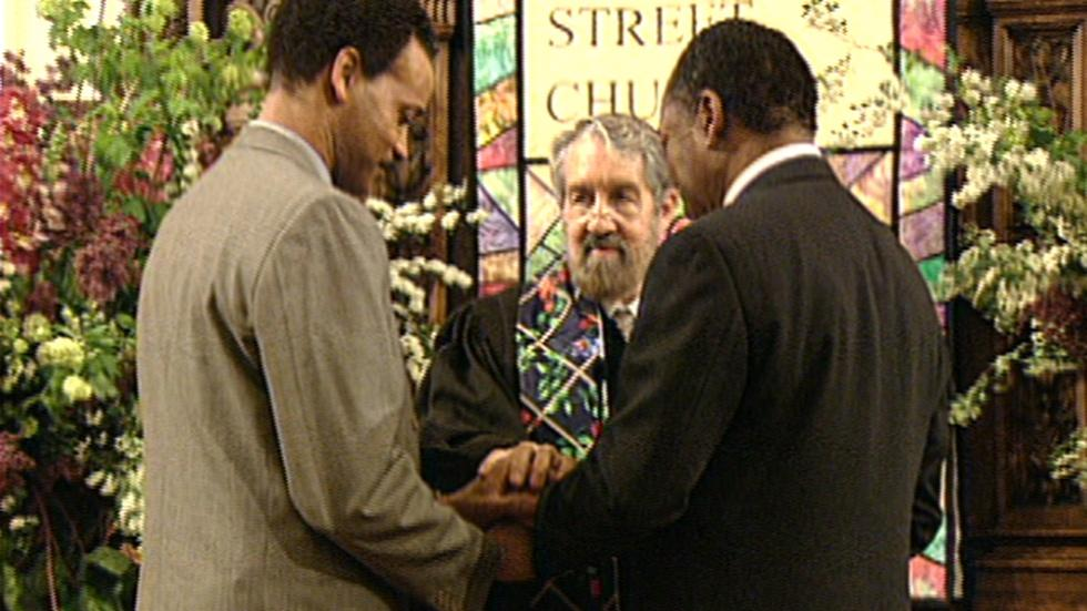 Black Churches and Gay Marriage image