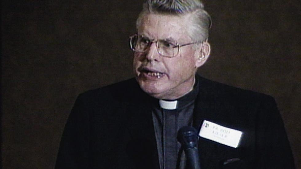 Father Ellwood (Bud) Kieser image