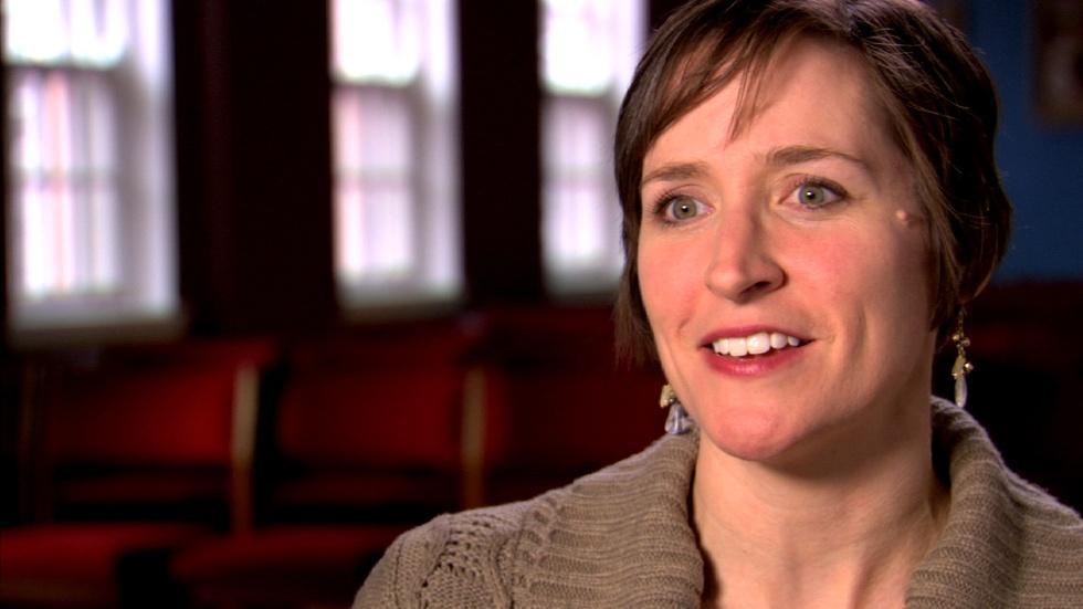 MaryAnn McKibben Dana Extended Interview image