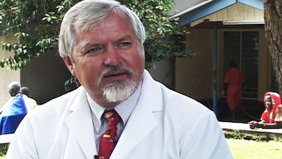 Missionary Doctor Mark Jacobson image