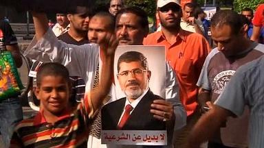 Egypt's Turmoil, Bloodless Surgery, Kahlil Gibran