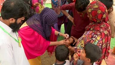 The Francis Factor, Supreme Court and Prayer, Pakistan Polio