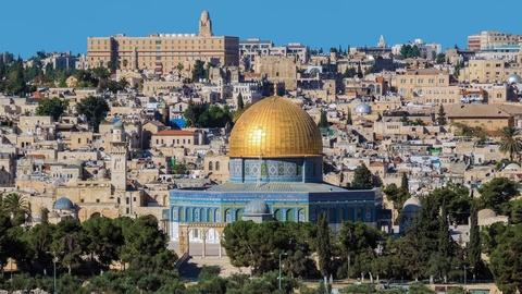 Rick Steves' Europe -- The Holy Land, Israelis and Palestinians Today