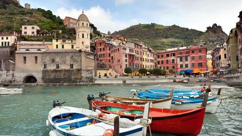 Rick Steves' Europe -- Vernazza, Italy: Cinque Terre's Jewel