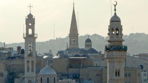 Rick Steves' Europe -- Bethlehem, Palestine: Church of the Nativity