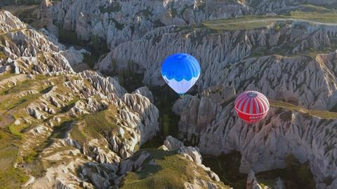 Rick Steves' Europe -- Cappadocia, Turkey: Hot-Air Balloon Ride