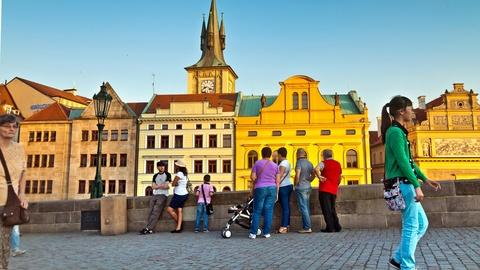 Rick Steves' Europe -- Prague, Czech Republic: Charles Bridge and a Czech Language