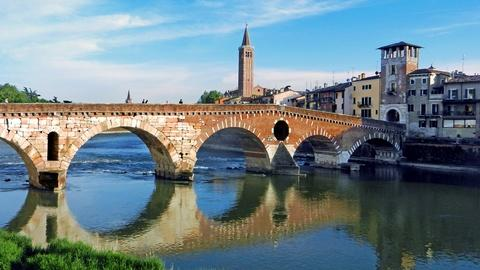 S8 E8: Verona, Italy: Ambience and a Grappa Taste Test