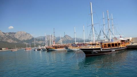 Rick Steves' Europe -- Antalya, Turkey: Relaxing Gulet Cruise