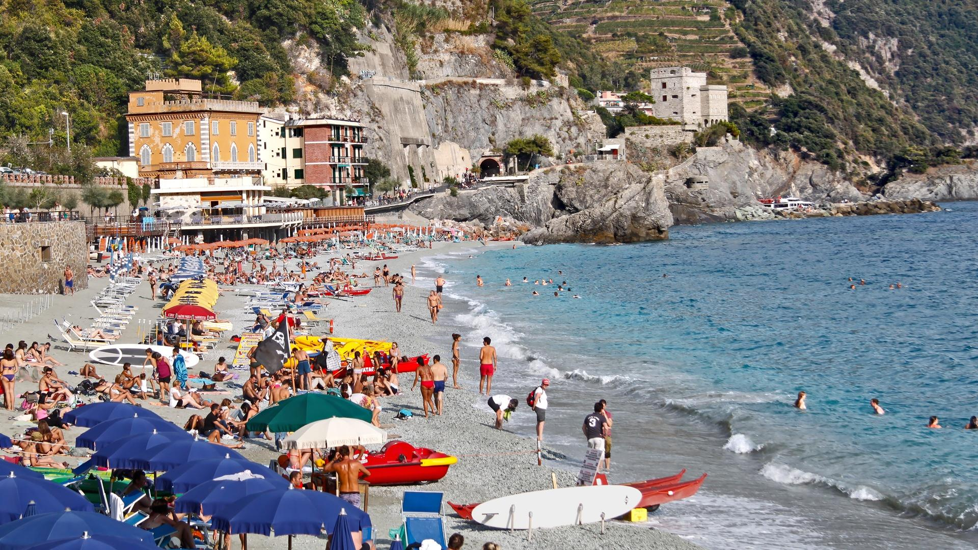 Monterosso Al Mare Italy Cinque Terre Resort Town Rick Steves Europe Pbs